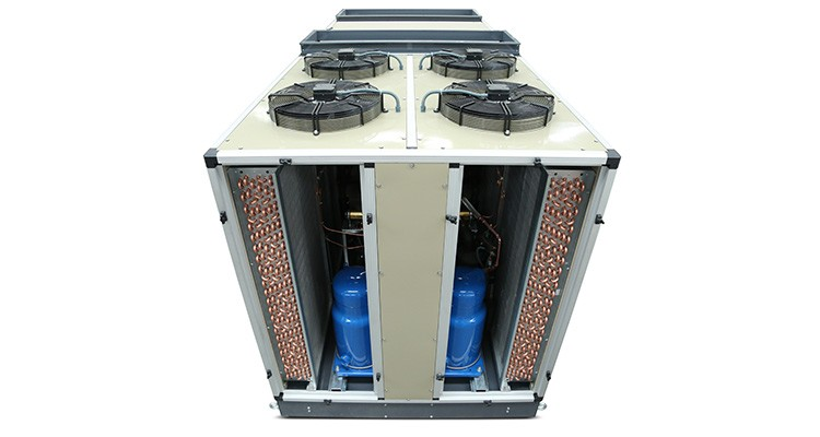 ROOF TYPE PACKAGE AIR CONDITIONING PLANT (ROOFTOP