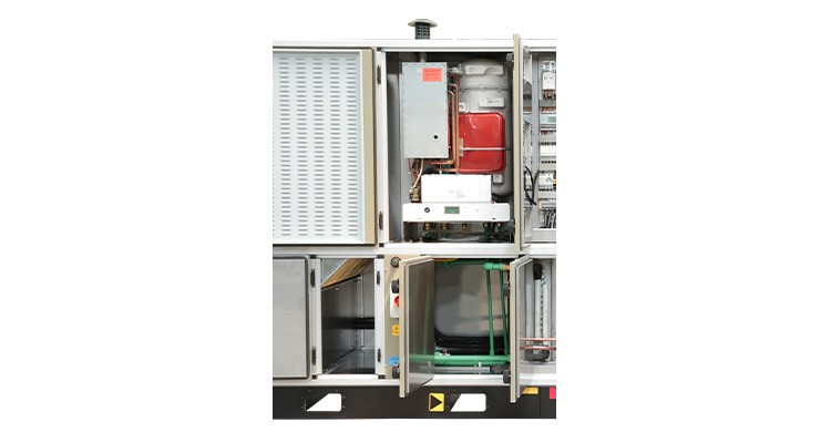 COMPACT HYGIENIC AIR HANDLING UNIT